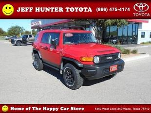 2012 Toyota FJ Cruiser Base SUV for sale in Waco for $31,987 with 62,619 miles.