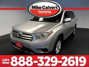 2012 Toyota Highlander Base SUV for sale in Houston for $24,391 with 52,288 miles.