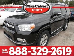 2013 Toyota 4Runner SUV for sale in Houston for $25,991 with 47,770 miles.