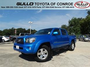 2010 Toyota Tacoma Double Cab Crew Cab Pickup for sale in Conroe for $24,380 with 65,258 miles.