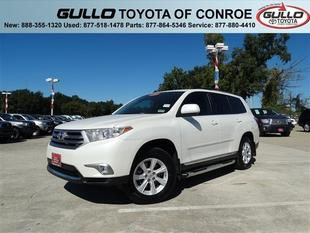 2011 Toyota Highlander SE SUV for sale in Conroe for $24,898 with 52,273 miles.