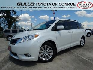 2011 Toyota Sienna Base Minivan for sale in Conroe for $23,989 with 65,237 miles.