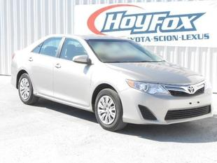 2013 Toyota Camry Sedan for sale in El Paso for $22,995 with 30,757 miles.