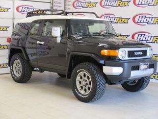 2013 Toyota FJ Cruiser Base SUV for sale in El Paso for $38,995 with 28,721 miles.