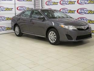 2013 Toyota Camry Sedan for sale in El Paso for $22,995 with 31,558 miles.
