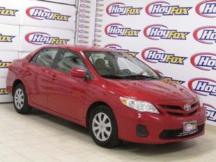 2011 Toyota Corolla LE Sedan for sale in El Paso for $15,995 with 33,838 miles.