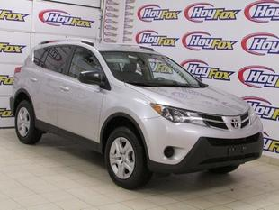 2014 Toyota RAV4 SUV for sale in El Paso for $25,995 with 19,861 miles.