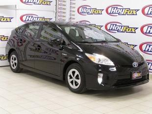 2013 Toyota Prius Hatchback for sale in El Paso for $21,995 with 40,261 miles.