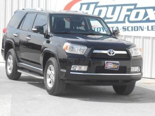 2013 Toyota 4Runner SUV for sale in El Paso for $35,995 with 8,290 miles.