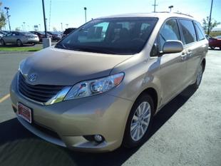 2013 Toyota Sienna Minivan for sale in Idaho Falls for $33,995 with 7,529 miles.