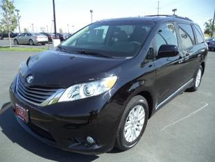 2013 Toyota Sienna Minivan for sale in Idaho Falls for $34,995 with 20,823 miles.