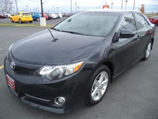2014 Toyota Camry Sedan for sale in Idaho Falls for $21,995 with 13,692 miles.