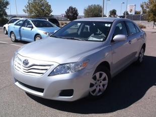 2011 Toyota Camry LE Sedan for sale in Albuquerque for $21,999 with 52,264 miles.