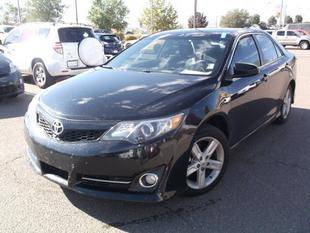 2012 Toyota Camry SE Sedan for sale in Albuquerque for $24,999 with 43,976 miles.