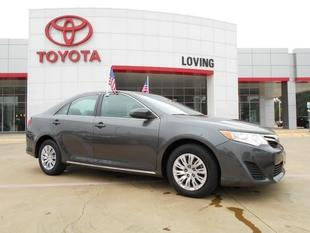 2013 Toyota Camry Sedan for sale in Lufkin for $18,995 with 30,698 miles.