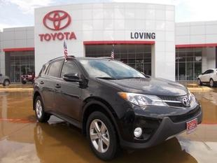 2013 Toyota RAV4 SUV for sale in Lufkin for $24,995 with 24,604 miles.