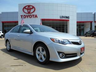 2012 Toyota Camry SE Sedan for sale in Lufkin for $19,995 with 34,278 miles.