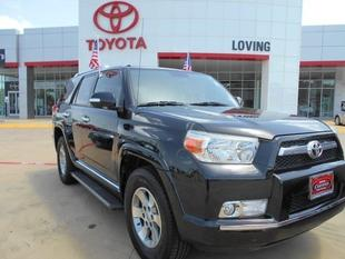 2011 Toyota 4Runner SR5 SUV for sale in Lufkin for $27,995 with 62,637 miles.
