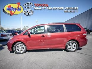 2012 Toyota Sienna Base Minivan for sale in Victorville for $19,955 with 65,235 miles.
