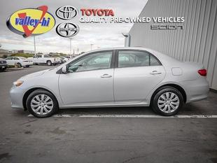 2013 Toyota Corolla LE Sedan for sale in Victorville for $14,495 with 62,779 miles.