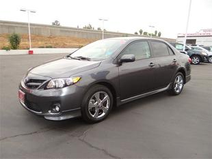 2013 Toyota Corolla Sedan for sale in Riverside for $18,995 with 17,471 miles.