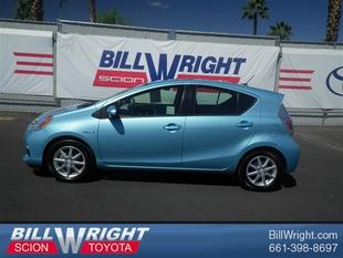 2012 Toyota Prius C Three Hatchback for sale in Bakersfield for $20,988 with 35,806 miles.