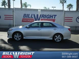 2013 Toyota Camry Sedan for sale in Bakersfield for $21,988 with 39,328 miles.