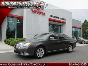 2011 Toyota Avalon Base Sedan for sale in Fairfax for $22,358 with 33,831 miles.