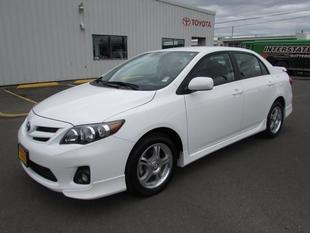 2013 Toyota Corolla Sedan for sale in Coos Bay for $17,086 with 19,879 miles.