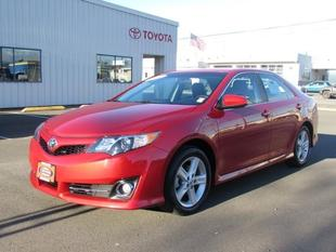 2012 Toyota Camry SE Sedan for sale in Coos Bay for $17,768 with 27,828 miles.