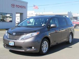 2012 Toyota Sienna Base Minivan for sale in Coos Bay for $36,496 with 11,369 miles.