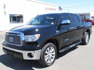 2010 Toyota Tundra Limited Crew Cab Pickup for sale in Coos Bay for $43,250 with 27,568 miles.