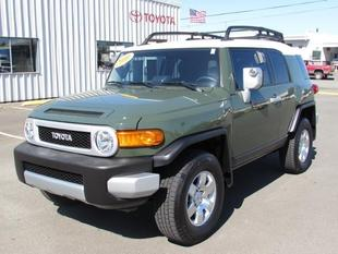 2010 Toyota FJ Cruiser SUV for sale in Coos Bay for $30,957 with 29,502 miles.
