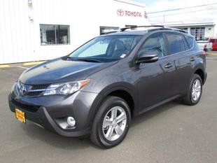 2014 Toyota RAV4 SUV for sale in Coos Bay for $25,424 with 18,235 miles.