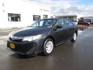2012 Toyota Camry LE Sedan for sale in Coos Bay for $16,532 with 32,196 miles.