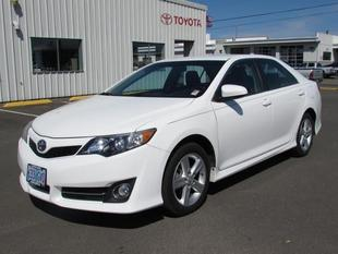 2013 Toyota Camry Sedan for sale in Coos Bay for $19,220 with 31,929 miles.