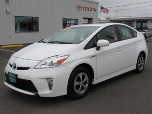 2013 Toyota Prius Hatchback for sale in Coos Bay for $21,138 with 23,635 miles.