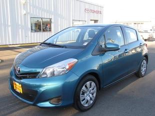 2014 Toyota Yaris Hatchback for sale in Coos Bay for $14,882 with 18,536 miles.