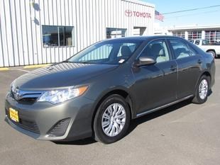 2014 Toyota Camry Sedan for sale in Coos Bay for $18,237 with 21,186 miles.