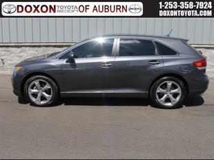 2012 Toyota Venza Limited SUV for sale in Auburn for $28,961 with 35,794 miles.