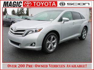 2013 Toyota Venza SUV for sale in Edmonds for $26,985 with 17,023 miles.