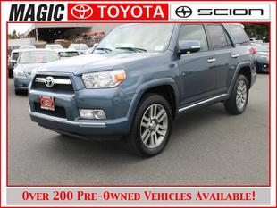2011 Toyota 4Runner Limited SUV for sale in Edmonds for $31,879 with 74,520 miles.