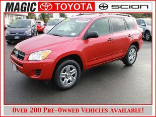 2011 Toyota RAV4 Base SUV for sale in Edmonds for $19,995 with 34,401 miles.