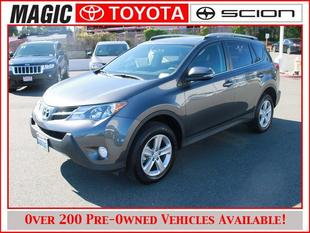 2013 Toyota RAV4 SUV for sale in Edmonds for $25,758 with 10,210 miles.