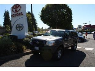 2011 Toyota Tacoma Base Regular Cab Pickup for sale in Kirkland for $21,885 with 75,473 miles.