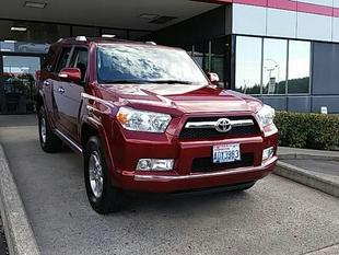 2010 Toyota 4Runner SR5 SUV for sale in Vancouver for $26,994 with 63,970 miles.