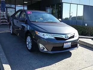 2012 Toyota Camry Hybrid XLE Sedan for sale in Vancouver for $23,992 with 50,607 miles.
