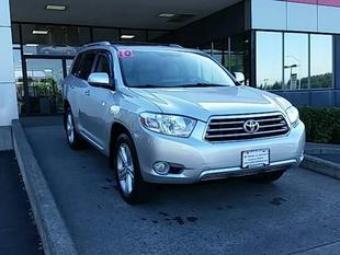 2010 Toyota Highlander SUV for sale in Vancouver for $30,663 with 54,971 miles.