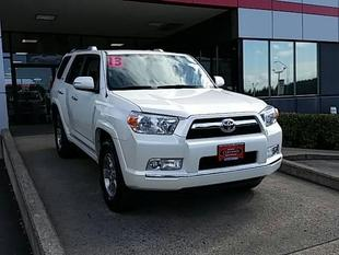 2013 Toyota 4Runner SUV for sale in Vancouver for $29,994 with 37,142 miles.