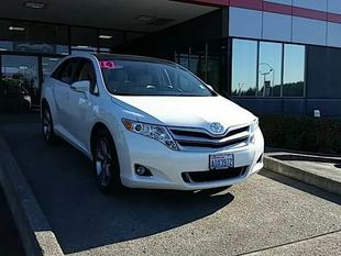 2014 Toyota Venza SUV for sale in Vancouver for $29,991 with 12,377 miles.